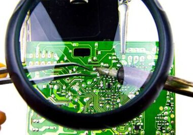 the electronic test industry