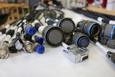 Custom umbilical cable
